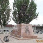 Памятник онователям города Ейск