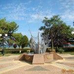 Памятник саперам в Керчи