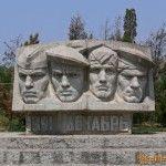Памятник защитникам Крыма