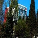 Пансионат «Нева» в Алуште