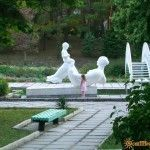 Парк в Геленджике