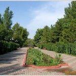 Парк на ул. Кирова в Керчи