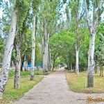 Парк в Балаклаве
