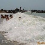Пенные волны