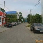 Переулок Пионерский в Новомихайловском
