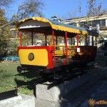 Первый Севастопольский трамвай