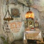 Пещера-келья апостола Симона Канонита