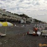 Пляж санатория «Заполярье»