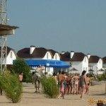 Пляж базы отдыха «Казачий берег»