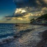 Пляж «Черный бугор»