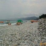Пляж в Агое
