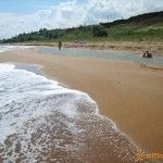 Пляж в Пересыпи