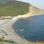 Пляж в Сукко