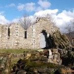 Развалины Византийского храма 11 века
