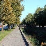 Река Мелек-Чесме в Керчи