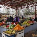 Рынок в Саках