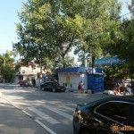 Рынок в Дивноморском на ул. Кирова