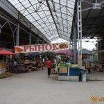 Рынок в Коктебеле