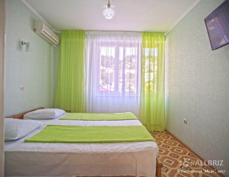 2х комнатный 3х местный стандарт с балконом