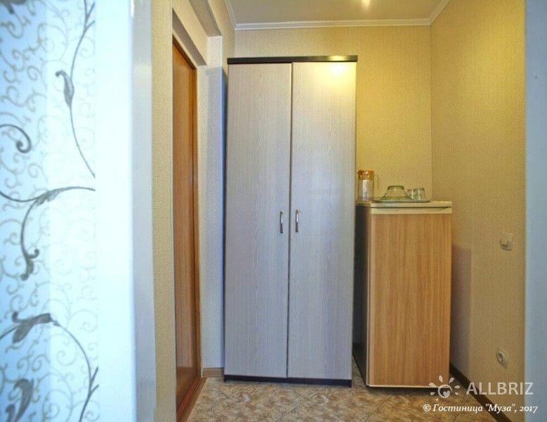 1 комнатный 2х местный стандарт с балконом