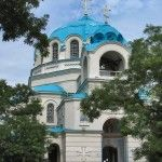 Собор Святого Николая Чудотворца в Евпатории