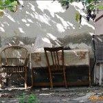 Старый дворик
