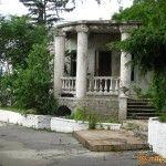 Старый корпус санатория «Джубга»