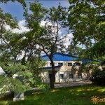 Территория детского лагеря Орленок