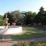 Территория оздоровительного комплекса «Виктория»
