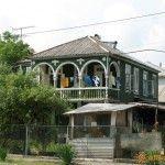 Типичный дом Гудауты