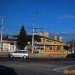 У автовокзала Алушты