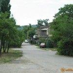 Улица в Абрау-Дюрсо