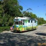 Улица Кирова в Евпатории