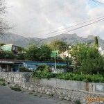 Улица Нагорная в Алупке
