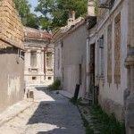 Улица Тучина в Евпатории