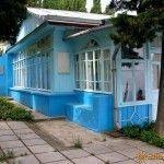 В этом доме жил Сергеев-Ценский