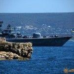 В глубине Севастопольской бухты