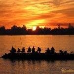 Вечерняя рыбалка в Сухуме