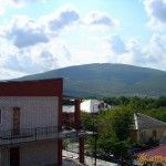 Вид из окна отеля «Лагуна»