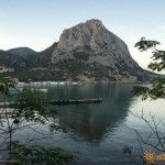 Вид на гору «Сокол»
