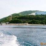 Вид на курортный комплекс «Газпром Ямал»