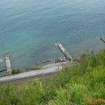 Вид на пляж Дедеркоя