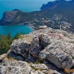 Вид с горы «Сокол»