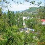 Вид с холма на Головинку