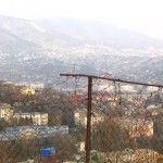 Вид с вертолетной площадки