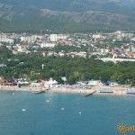 Вид с воздуха на Кабардинку