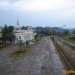 Сухумский вокзал