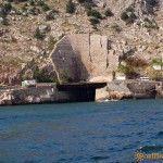 Врата в подземный завод по ремонту подводных лодок