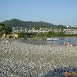 Устье реки Шахе