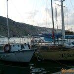Яхтклуб в Балаклаве